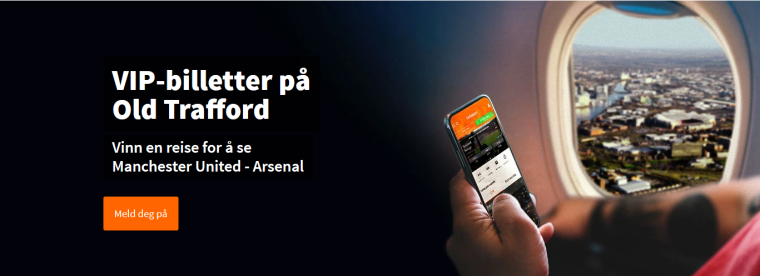 reise united arsenal betsson